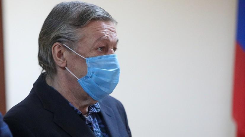 Ефремов заявил, что адвокат Пашаев его «подставил»