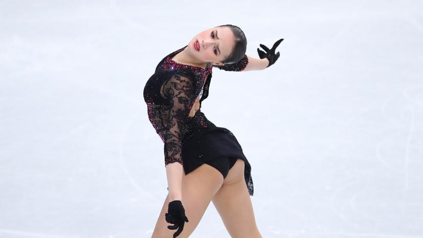Радионова считает, что о завершении карьеры Загитовой говорить пока преждевременно