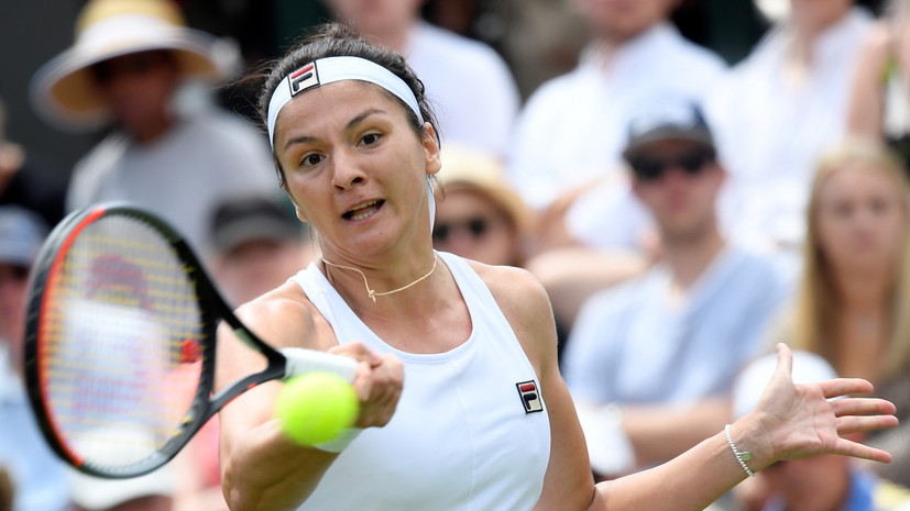 Гаспарян обыграла Озген и вышла во второй круг турнира WTA в Стамбуле