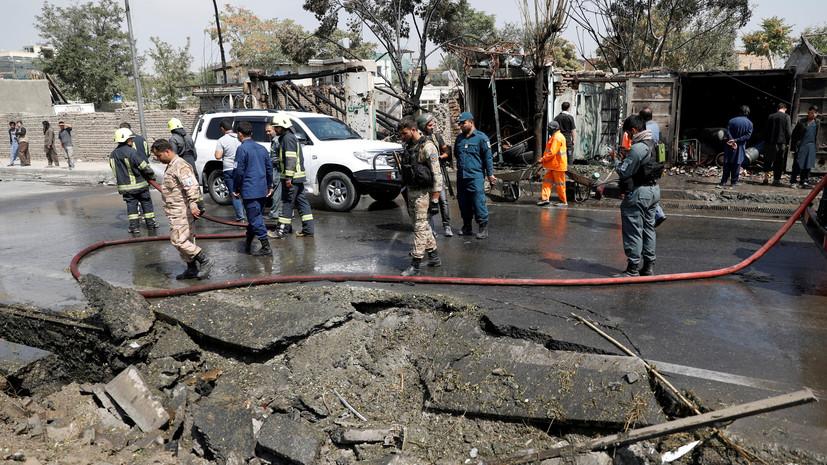 США осудили нападение на вице-президента Афганистана