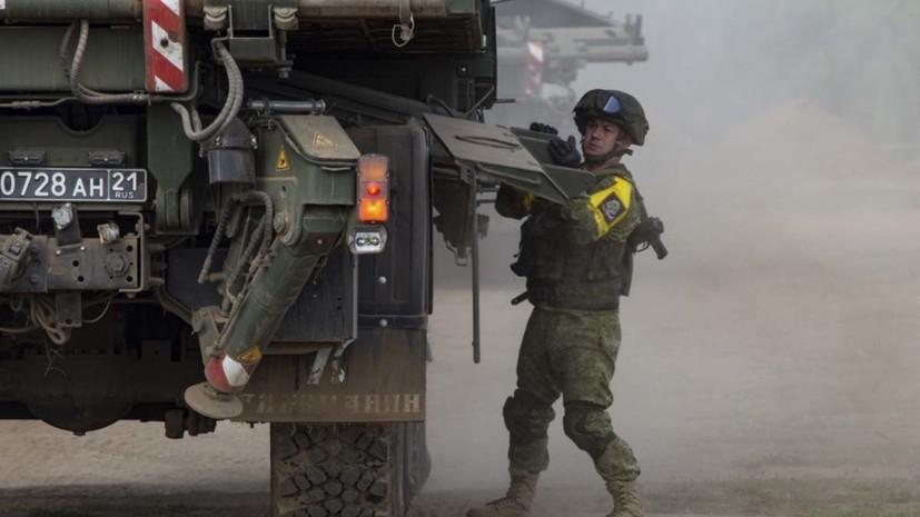 Военные КНР примут участие в учениях «Кавказ-2020» в России
