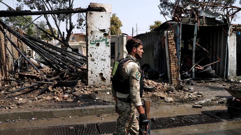 В ООН осудили нападение на вице-президента Афганистана
