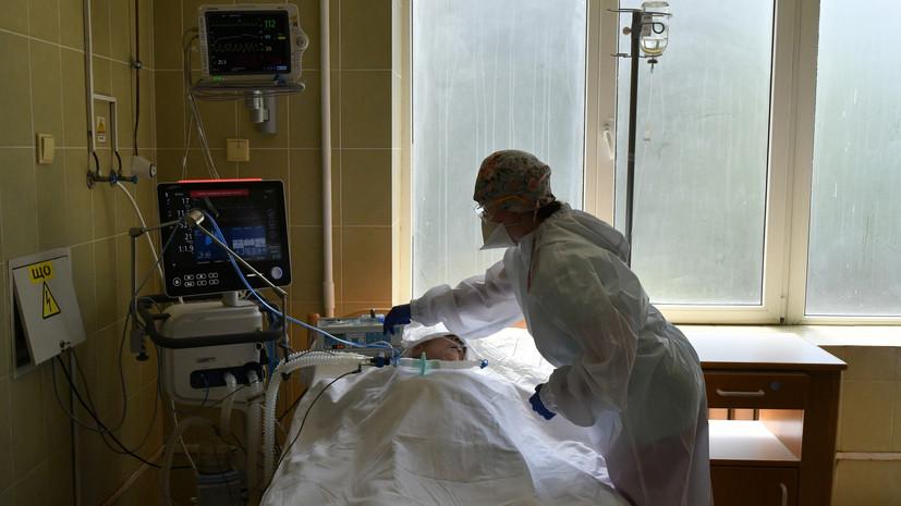 На Украине за сутки выявили 2582 случая коронавируса