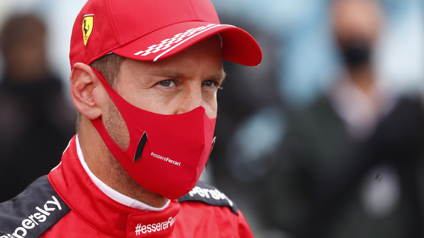 Феттель о контракте с Aston Martin: я всё ещё очень люблю «Формулу-1»