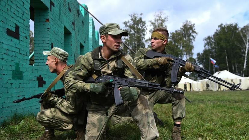 Белорусские военные на учениях проведут стрельбы из танка