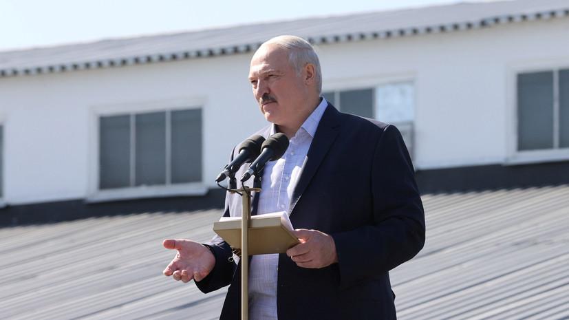 Посол России подарил Лукашенко карты XIX векас белорусскими границами