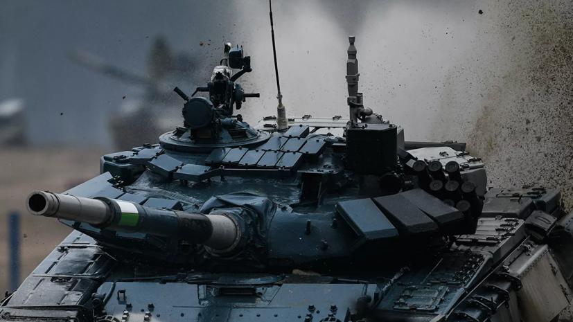 В Екатеринбурге в честь Дня танкиста состоится выступление экипажей Т-72Б3М