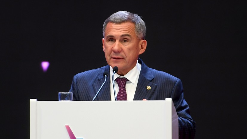 Минниханов прокомментировал ситуацию с коронавирусной инфекцией в Татарстане