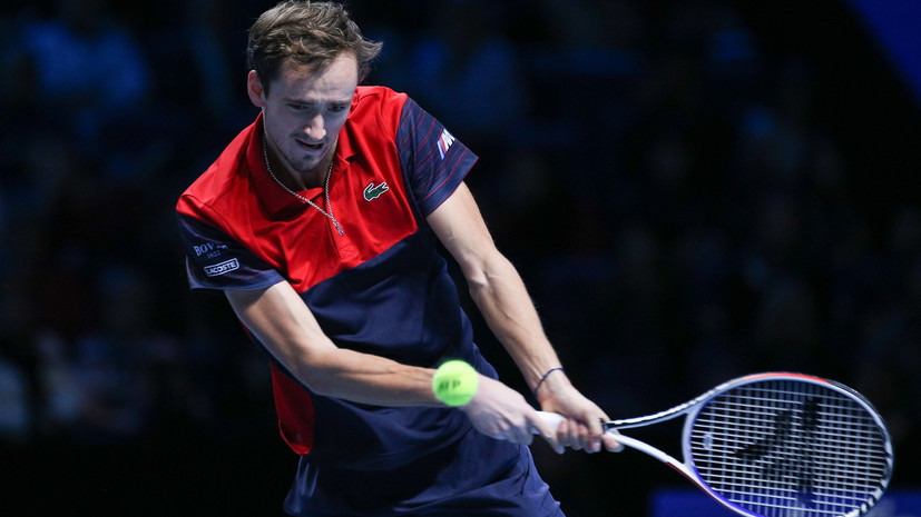 Южный не считает матч Медведева с Тимом досрочным финалом US Open