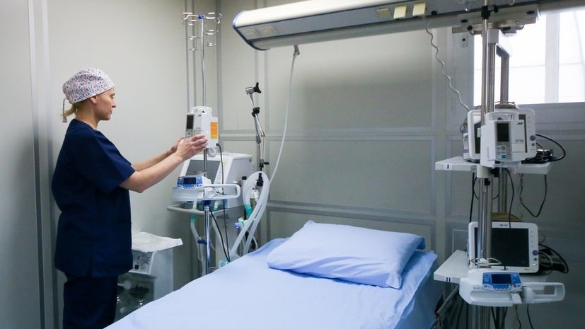Учёные в России нашли аналог ИВЛ при лечении пациентов с коронавирусом