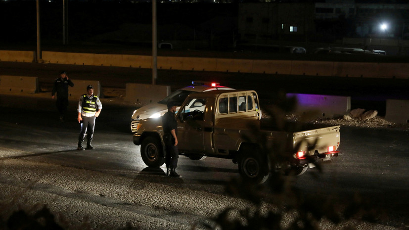 Власти Иордании назвали возможную причину взрыва на военном складе