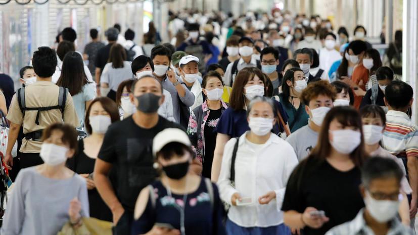 Число случаев коронавируса в мире превысило 28 млн