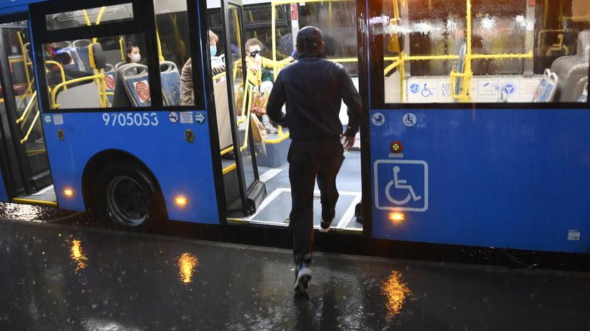 РБК: В России предложили сделать бесплатным общественный транспорт