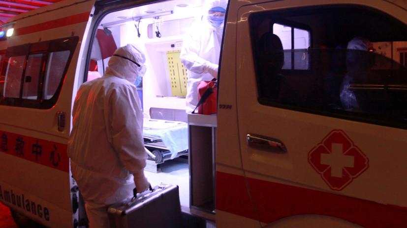 Три человека пострадали в результате взрыва у гостиницы в Китае