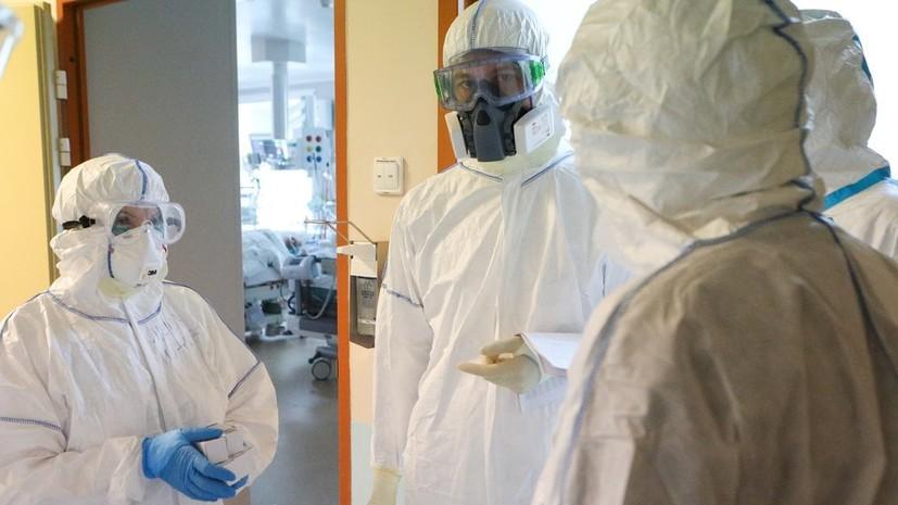 В России за сутки скончались 102 пациента с коронавирусом