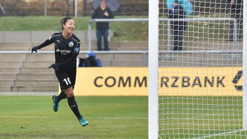 ESPN: Японская футболистка будет выступать за мужскую команду