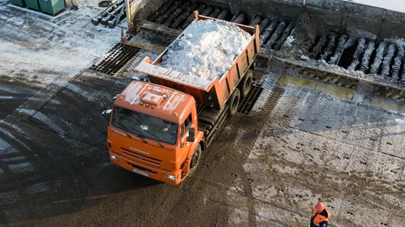 В Петербурге рассказали о подготовке к зимнему сезону