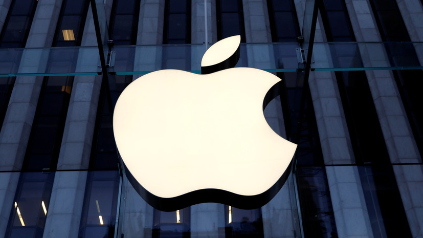 В СЖР назвали цензурой решение Apple по приложениям ВГТРК на Украине