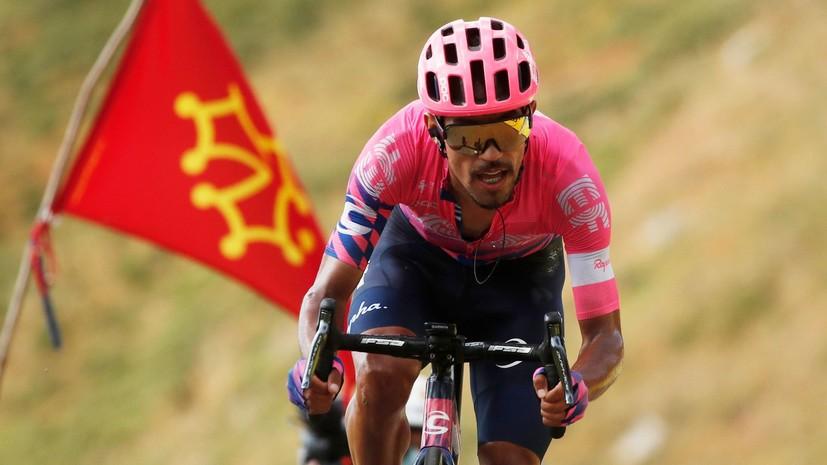 Мартинес победил на 13-м этапе «Тур де Франс»