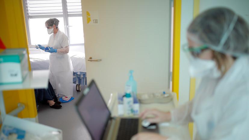 Премьер Франции заявил об увеличении числа госпитализаций с СOVID-19