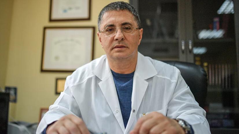 Мясников назвал причину «радоваться» росту числа случаев коронавируса