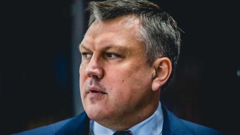 Тренер ХК «Нефтехимик» высказался о возможном переносе матчей команды из-за коронавируса