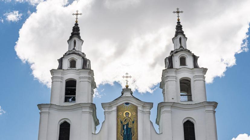Глава БПЦ оценил попытки внешних сил втянуть церковь в политику