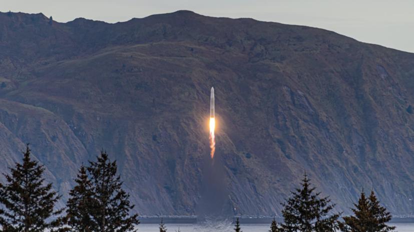 В США ракета частной компании не достигла орбиты из-за аварии