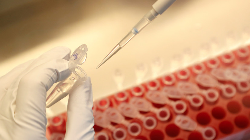 Число проведённых в России тестов на коронавирус превысило 40 млн