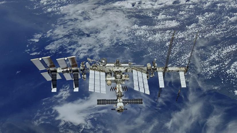 «Роскосмос» заявил о планируемом проведении манёвра уклонения МКС