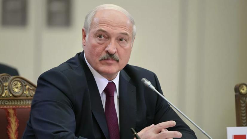 Лукашенко поставил вопрос о необходимости допвойск на западной границе
