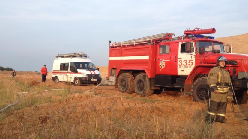 Полёт в районе падения самолёта в Подмосковье не был разрешён
