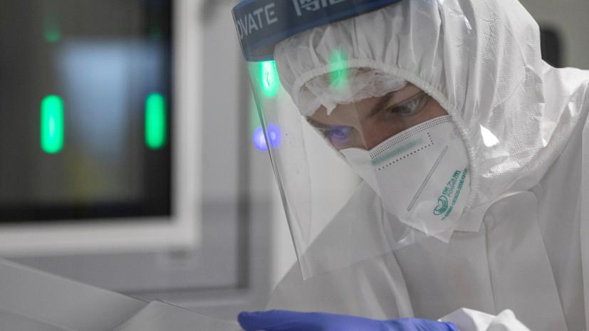 В Молдавии за сутки выявили 531 случай коронавируса