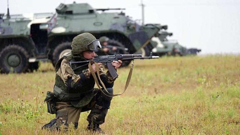 Белорусские войска возвращены на базы после учений на западной границе