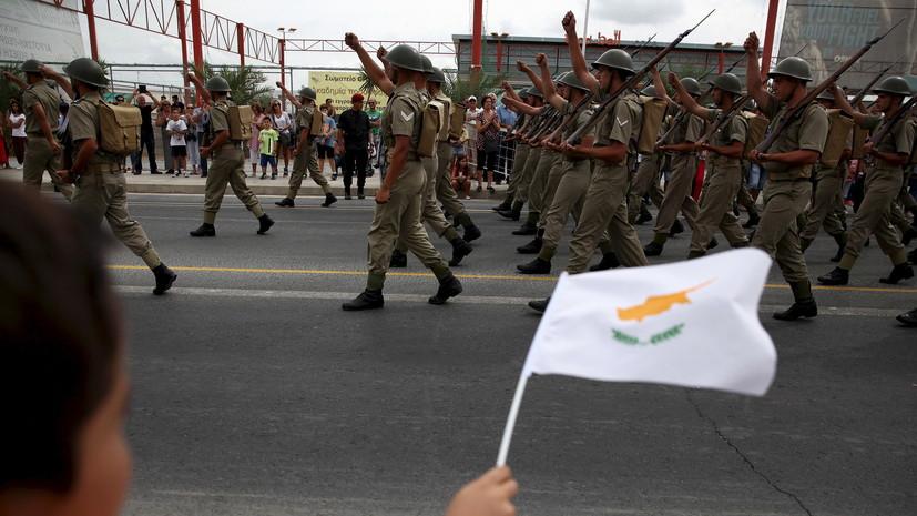 США и Кипр подписали меморандум о сотрудничестве в сфере обороны