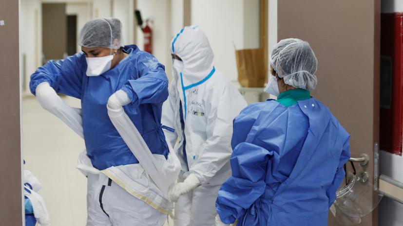 Число случаев заболевания коронавирусом в Марокко достигло 84 435