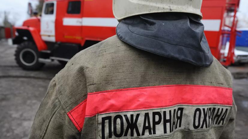 В Краснодаре заявили об отсутствии угрозы обрушения дома после пожара