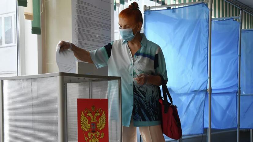 Единый день голосования завершился в ЕАО, Приморье и Хабаровском крае