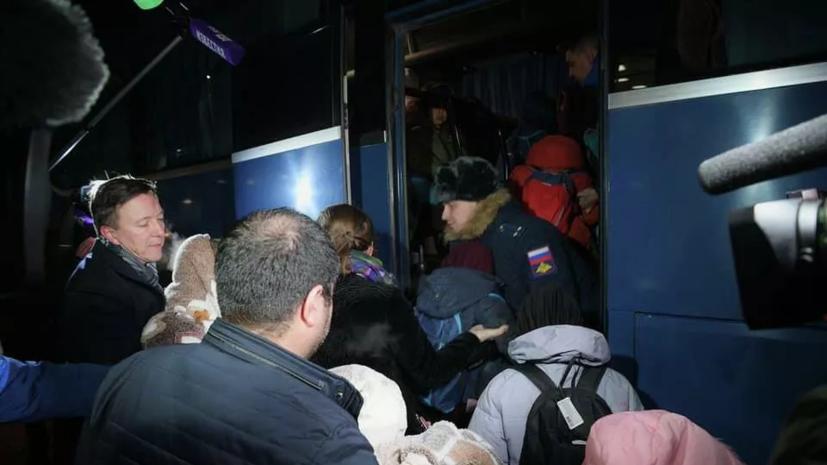 Большинство вывезенных из САР в Россию детей передали родственникам