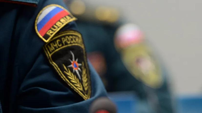 В МЧС назвали предварительную причину пожара в доме в Краснодаре