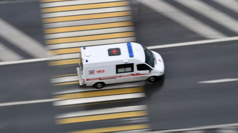 В ДТП в Ленинградской области погиб один человек