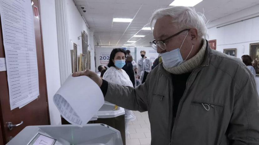 Врио главы Камчатки набирает 80,51% после обработки 99,68% протоколов