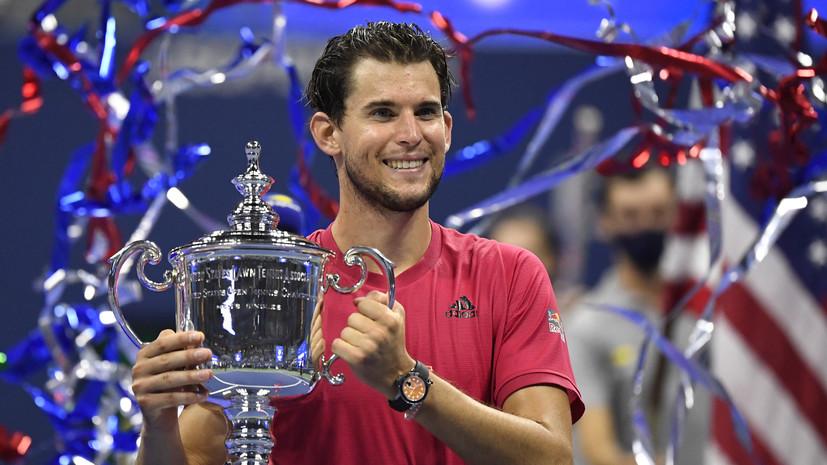 Тим прокомментировал победу на US Open