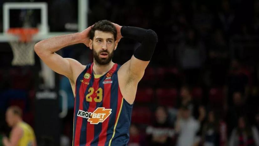 Баскетболист Шенгелия отреагировал на критику президента Грузии из-за перехода в ЦСКА