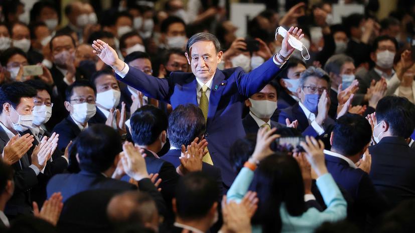 «Прояснить вопрос»: что сказал будущий премьер Японии о принадлежности Курильских островов