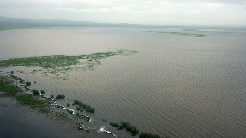 МЧС сообщило о подъёме уровня воды в Амуре у Хабаровска