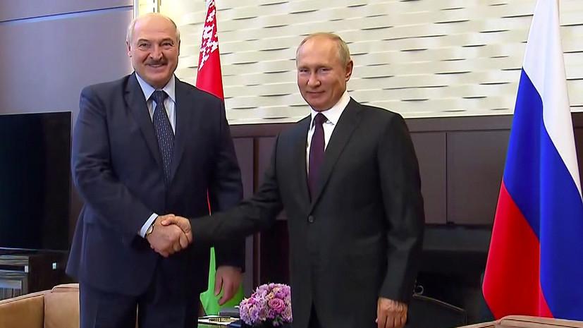 Посол России в Белоруссии прокомментировал переговоры Путина и Лукашенко