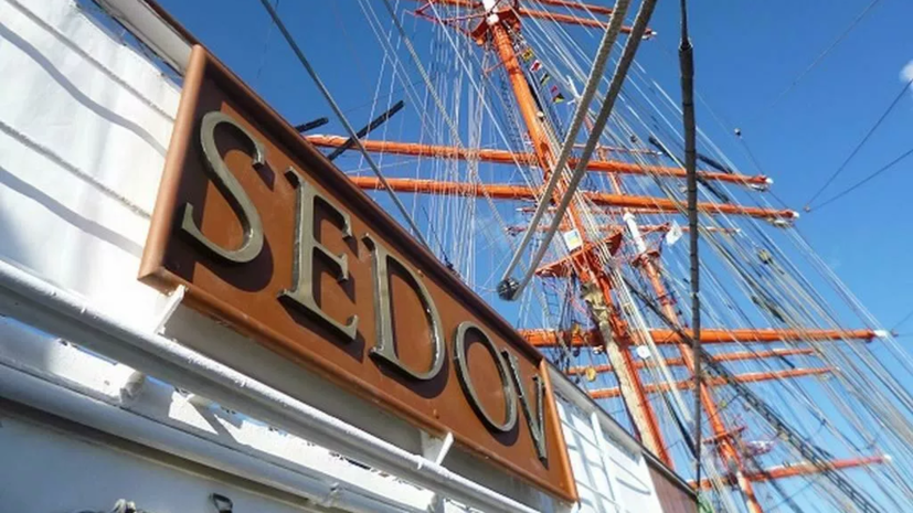Барк «Седов» вышел в Северный Ледовитый океан