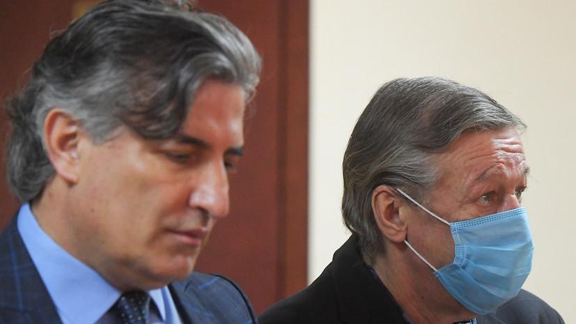Минюст внёс представление о лишении Пашаева статуса адвоката