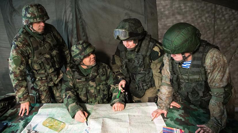 В Литве оценили военные учения России и Белоруссии